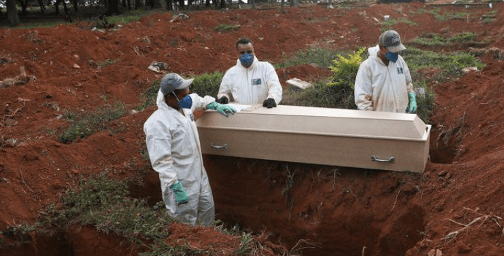 Ghana Covid-19 Update: 5 more people die
