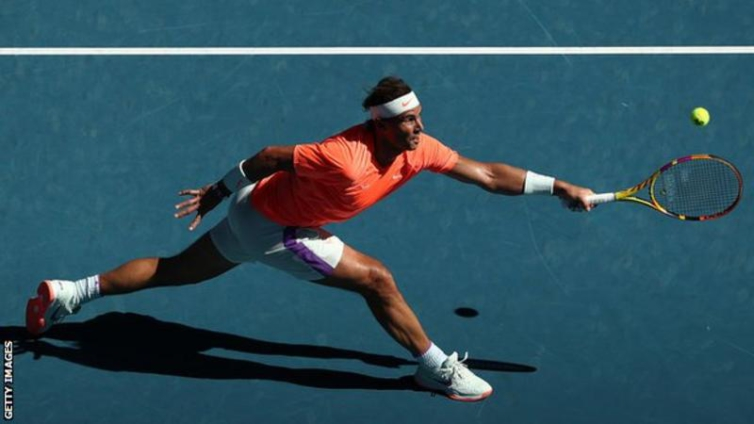 Australian Open: Rafael Nadal, Daniil Medvedev into second round