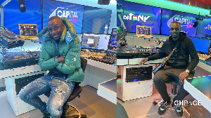 Ghanaian DJ with popular UK radio station sacked for taking 'Payola'