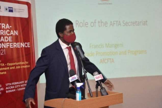 Ghana remains safest destination for opportunities under AfCFTA