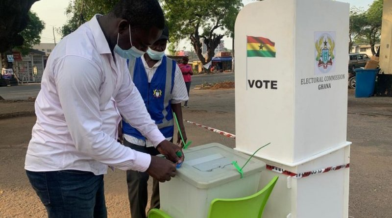 EC to conduct district level elections at Nkoranza in April