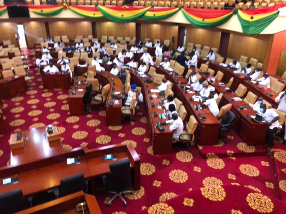 Parliament suspends sitting for 3 weeks after surge in Covid-19 cases