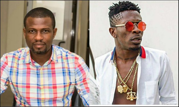 I don't hate Mark Okraku Mantey, I just want the best for the industry – Shatta Wale