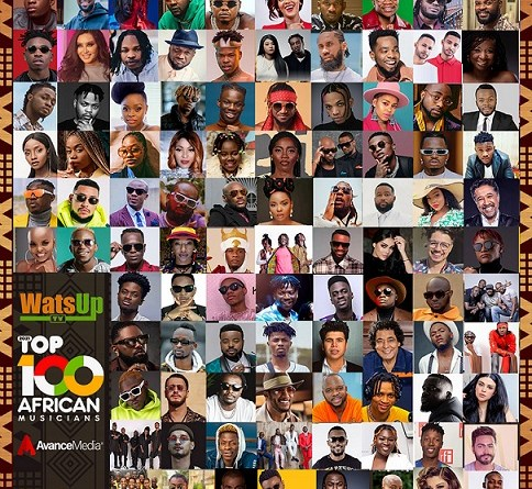 2021 Top 100 African Musicians list announced