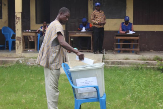 Court places injunction on council of state election in Bono East