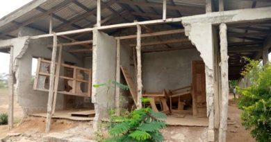 Goka Presby Primary KG block turns death trap, Assembly Member calls for intervention