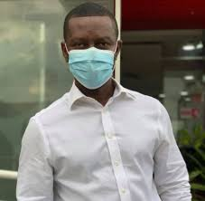 Israel Laryea: I tested positive for Covid-19