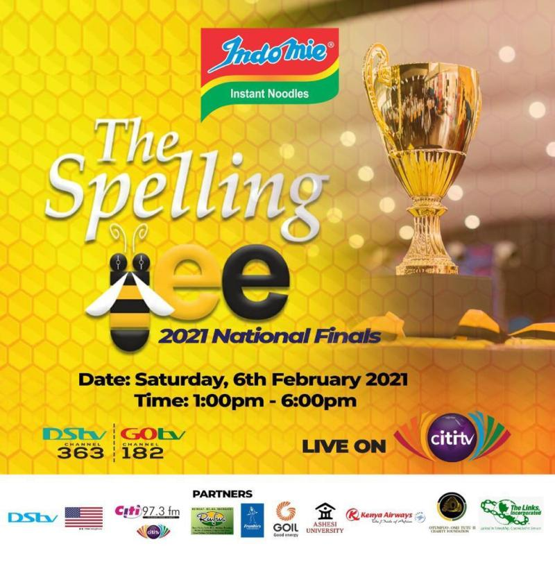 The Spelling Bee 2021 finals today