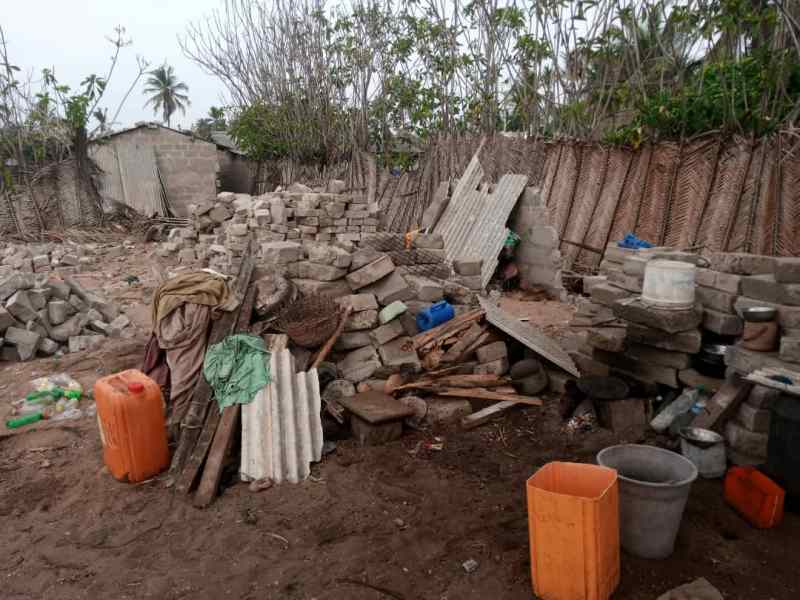 VR: Hundreds rendered Homeless as Tidal Waves hit Blekusu