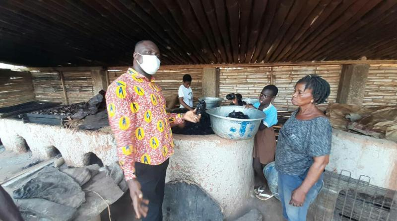 """MCE for Nzema institutes """"Operation visit every Kitchen"""" to retrieve dead Dolphins"""