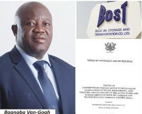 Grimmy Game over 2013 BOST Report as Van-Gough warns two Media Houses