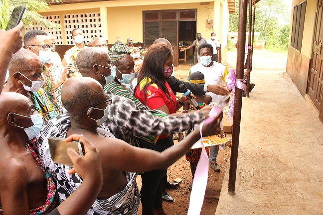 Ensuring Inclusive and Equitable Education: Vivo Energy Ghana Renovates Brengo Presbyterian School