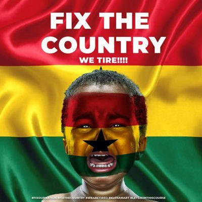 #FixTheCountry: Court stops Ghanaians from Protesting against Akufo-Addo