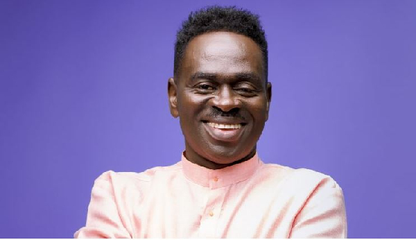 BREAKING: Gospel Musician, Yaw Sarpong involved in an accident (PHOTOS)