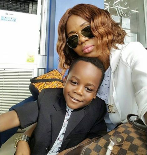 Donald Trump is the father of my son – Mzbel