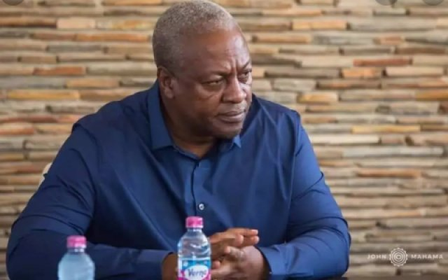 Mahama can't win you 2024 elections – Int'l body warns NDC