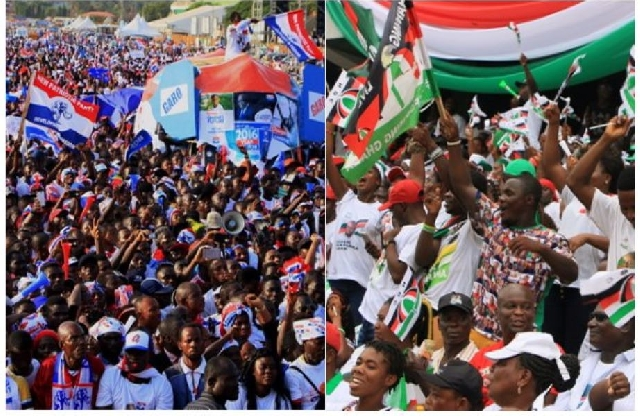 JUST IN: NPP Parliamentary aspirant defects to NDC in Odododiodio