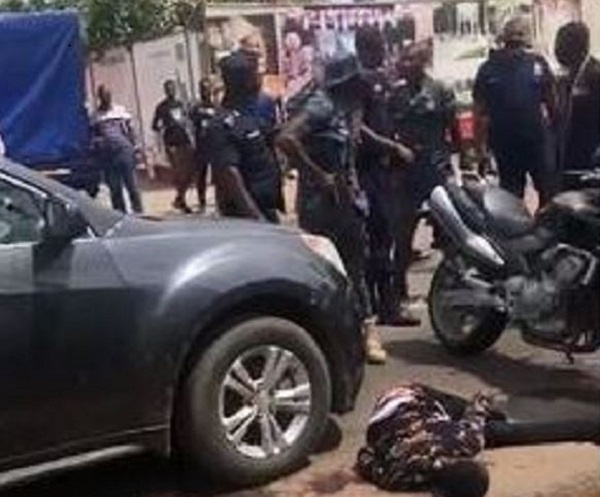 Notorious Armed Robbed ARRESTED in Tema