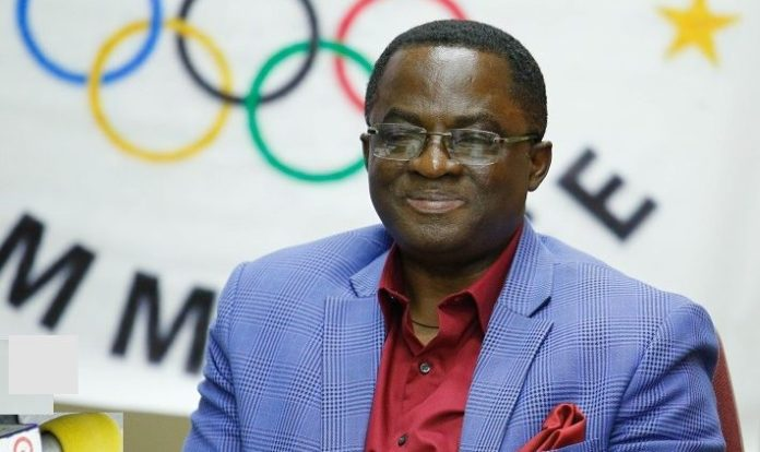 'Lack of finances is the cause for late qualification of athletes', says GOC boss
