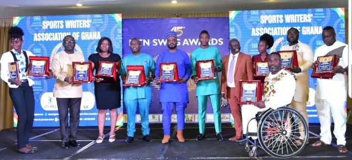45TH MTN SWAG Awards: 'A beauty, simplicity and innovation'