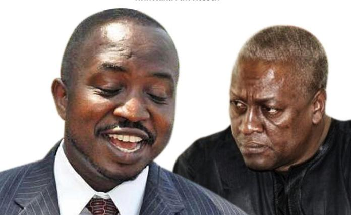 Mahama will be the Flagbearer of my party for 2024 elections – Atubiga