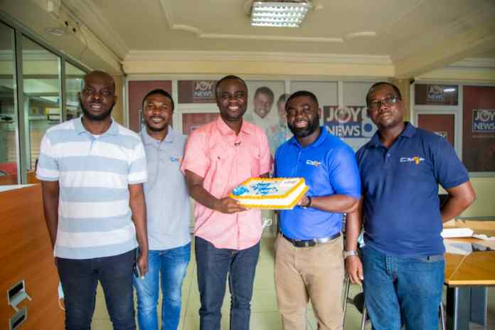 PHOTOS: CIMAF celebrates male radio presenters in grand style on Fathers Day
