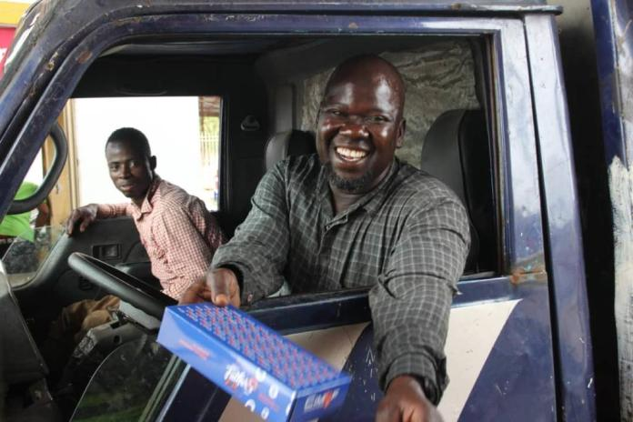 Father's Day: CIMAF pays toll levies for male drivers