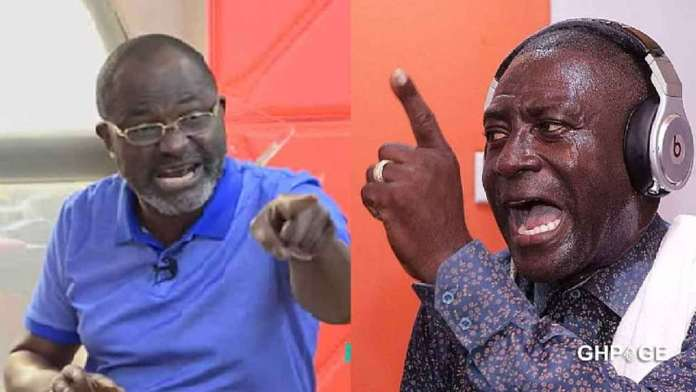 You talk by heart; I'm ready for you – Captain Smart punches Kennedy Agyapong