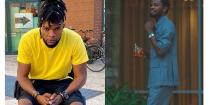 Never sing the songs I produced on any platform – Ogidi Brown warns 'ungrateful' Fameye