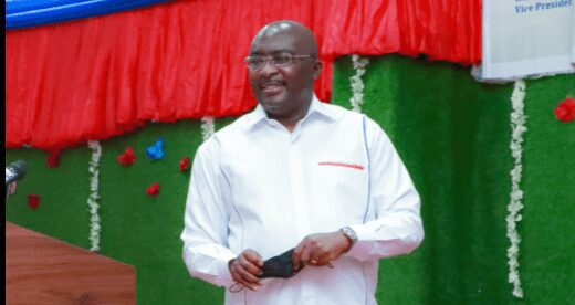 Bawumia donates GHS 50,000 to Psalm Adjeteyfio for his rent & upkeep