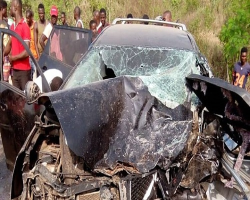 BREAKING: NDC executive dies in accident (Photo)