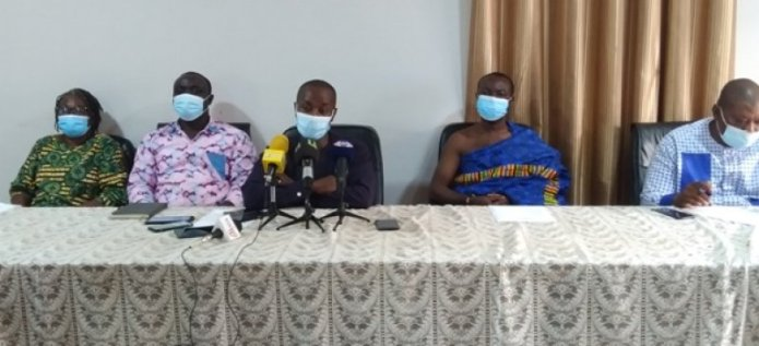 """""""Medaakye Nti"""" campaign launched to tackle teenage pregnancy in Asante-Akim South"""