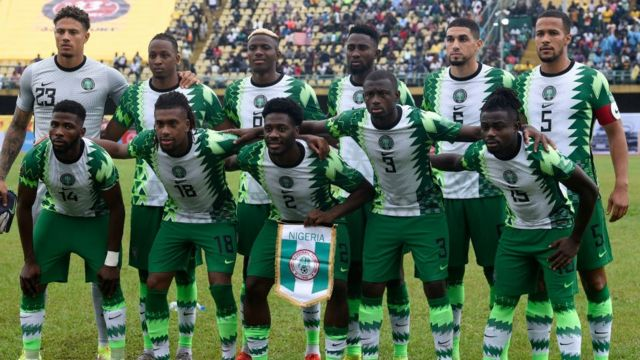 World Cup qualifier: Nigeria avenge shock Central African Republic loss