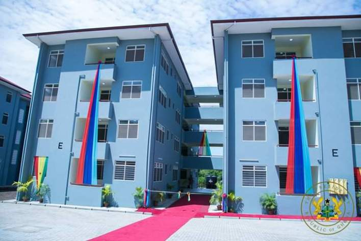 New Douala barracks