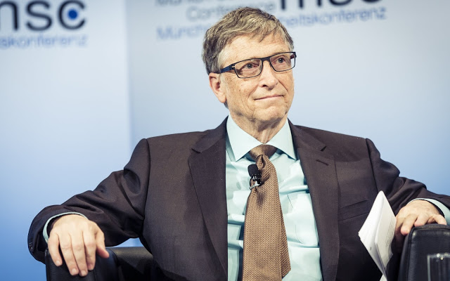 Plot Or Genius ... How Did Bill Gates Expect Corona?