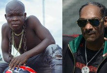Snoop Dogg recognizes AY Poyoo; showers him with praises