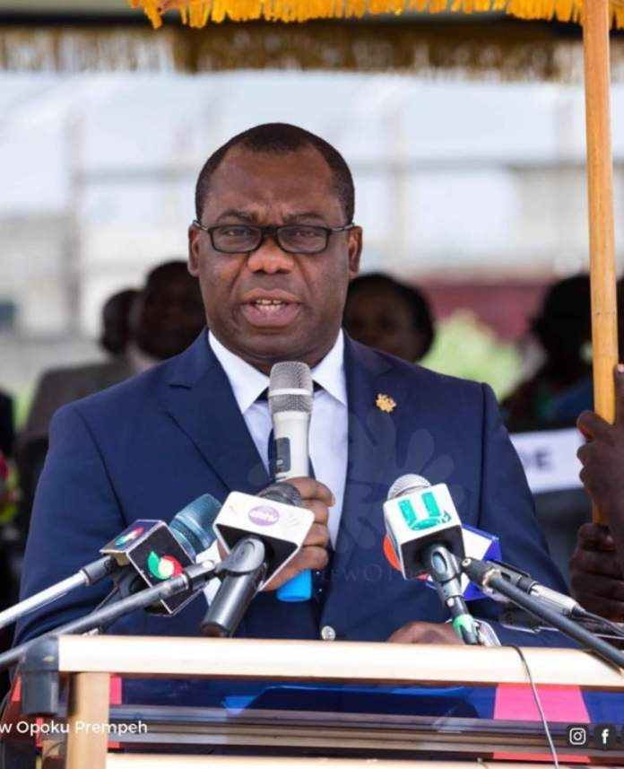 Minister of Education has been discharged from hospital after testing positive for coronavirus