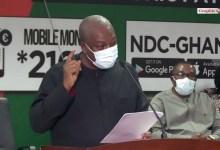 Former President John Mahama Must Call Sycophantic Campaigners To Order - Kunbuor