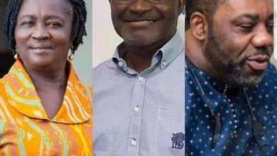You Cannot Compare NDC Running Mate, Jean Naana To NAPO (Education Minister) - Kennedy Agyapong