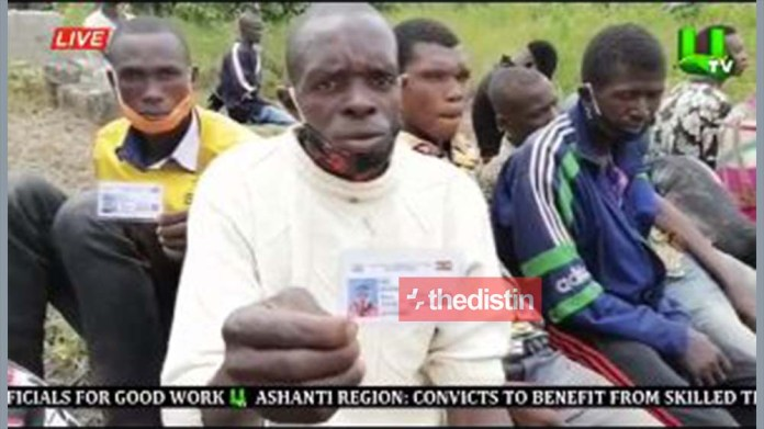 66 Ivorians Arrested For illegal Voters ID Registrations.