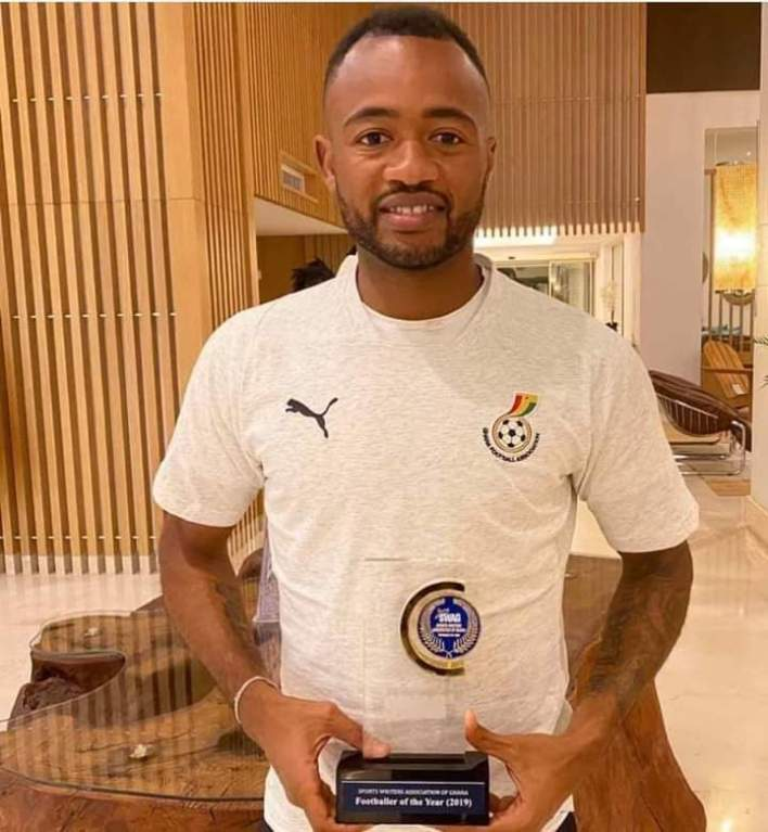 Crystal Palace Player Jordan Ayew Tests Positive For COVID-19