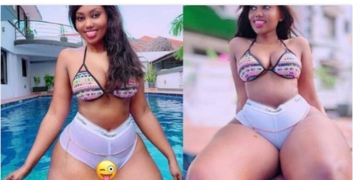 See Why Social Media Guys Are Chasing This Beautiful Lady (Photo)