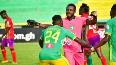 Aduana Stars Had Their First Win Over Hearts of Oak in Dormaa