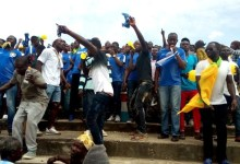 Aduana Stars Supporters Not Happy With Management
