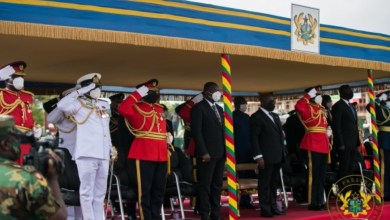 Press Release: New Appointments To The Leadership Of The Ghana Armed Forces