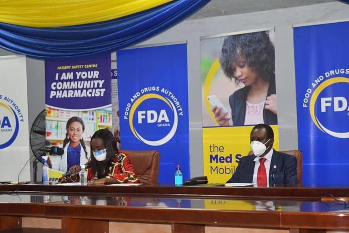 Ghana Food and Drugs Authority (FDA)