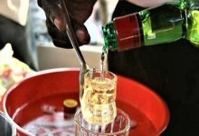 A Pastor Who Used To Drink Akpeteshie Is Caught - Ashaman
