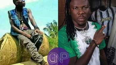 Stonebwoy Reveals His Music Career Start Was Not A Talent