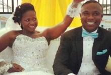 Ghanaian Actress Portia Asare Marries A Pastor