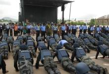 Police Training Duration Extended By Three months